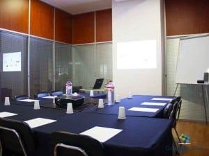 Sala Formação CoWorking Gaia Plano