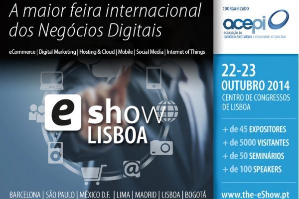 eShow Lisboa 2014