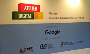 Atelier Digital Google Portugal
