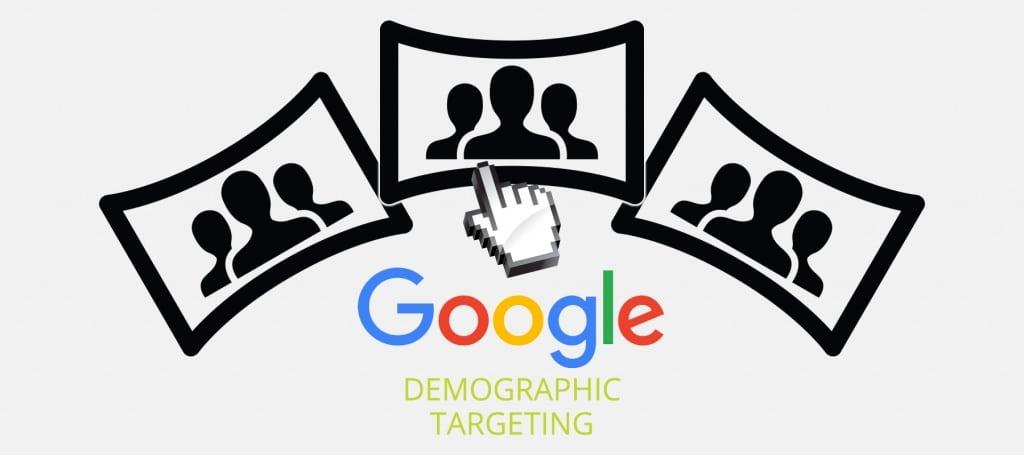 Google AdWords - Dados demográficos
