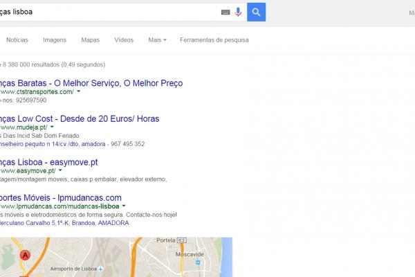 Alterações Google AdWords