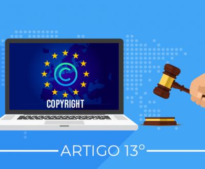 artigo 13 O Fim da Internet?