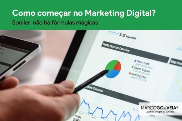 Como Começar no Marketing Digital