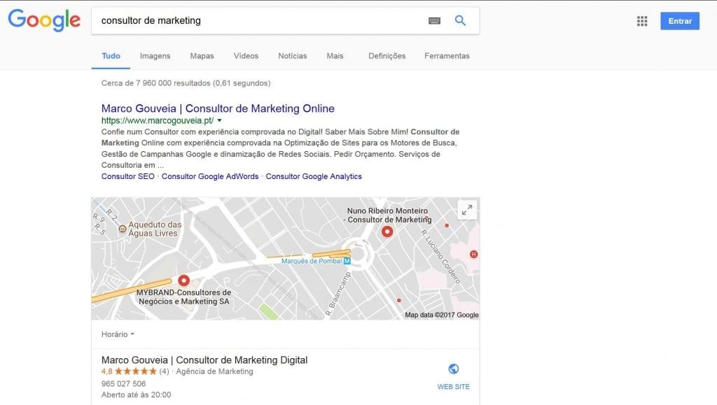 Consultor Marketing Marco Gouveia