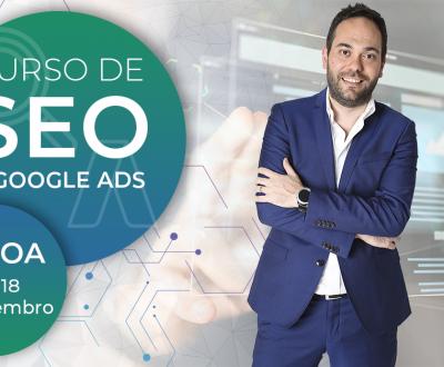 Curso Intensivo de SEO e Google Ads em Lisboa