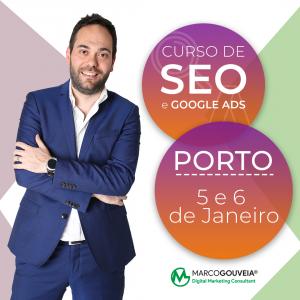 Curso Intensivo SEO e Google Ads no Porto