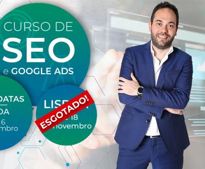 Curso SEO e Google Ads Lisboa