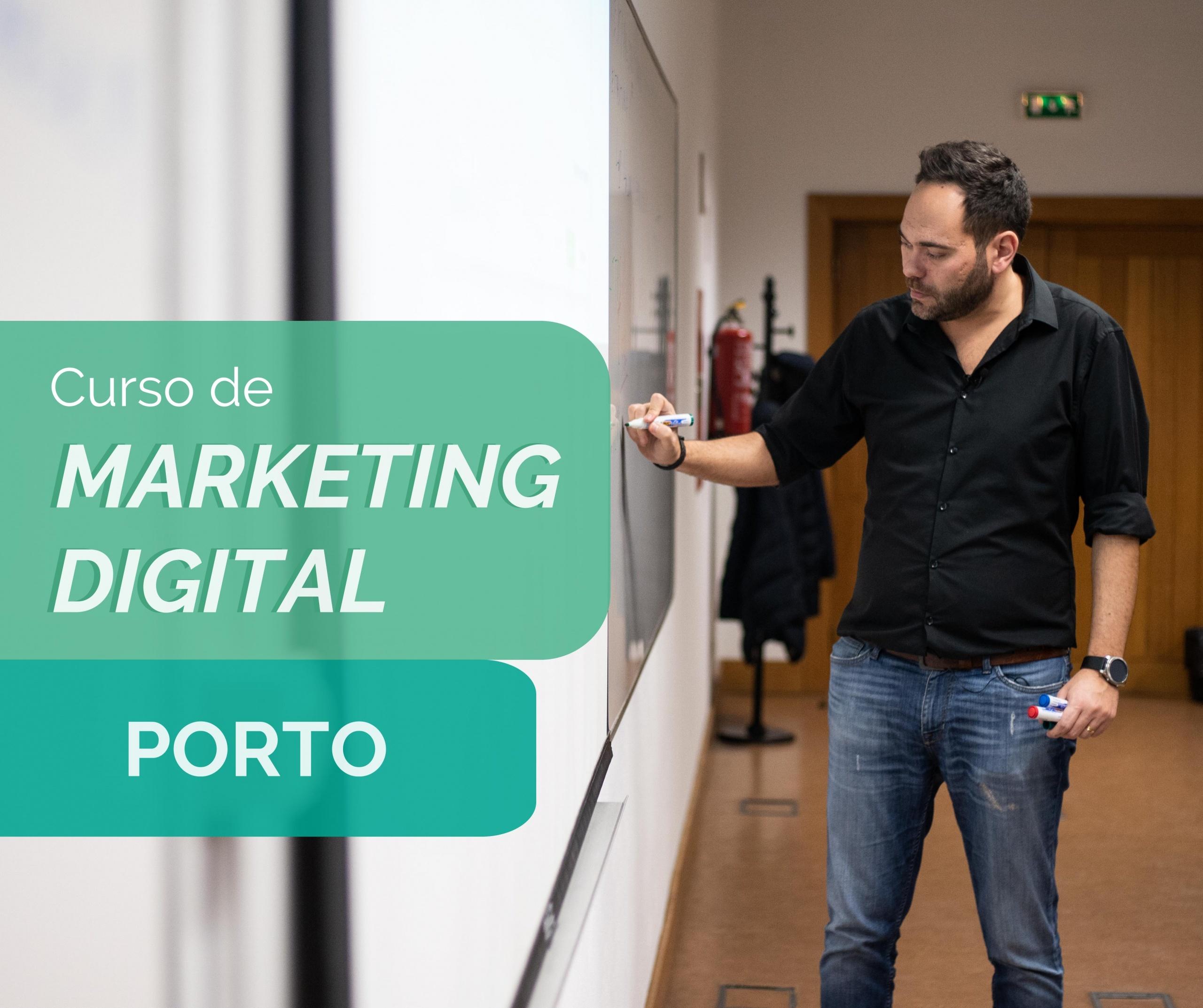 Curso De Marketing Digital No Porto By Marco Gouveia