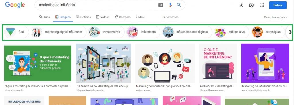 google-imagens-marketing-de-influencia