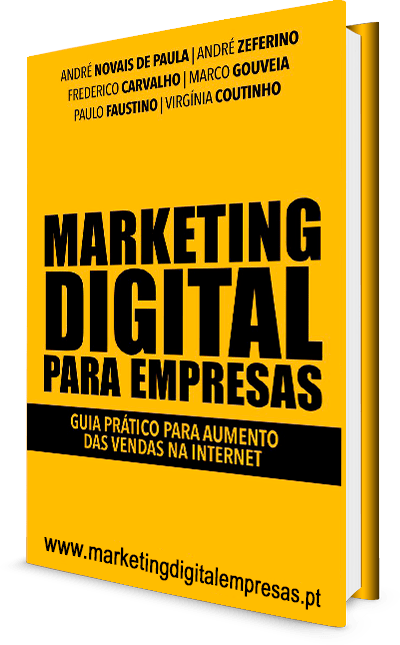 Livro Marketing Digital Empresas