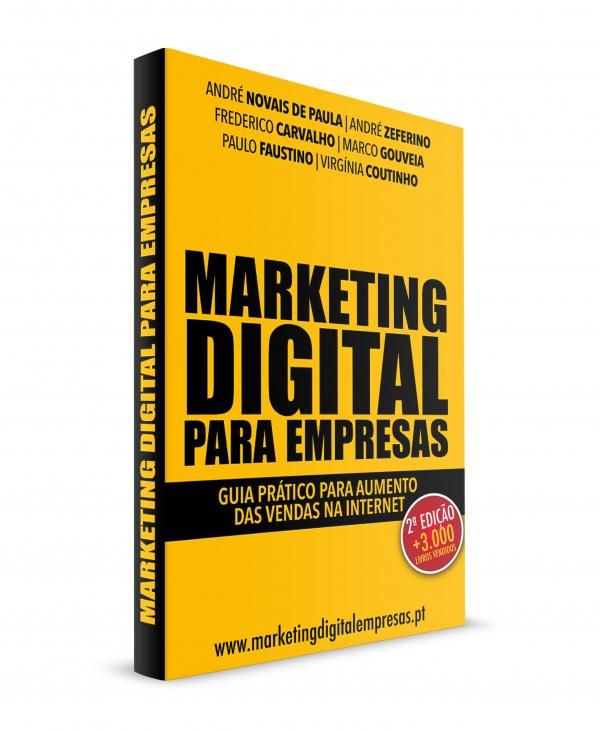 livro marketing digital empresas - segunda edicao