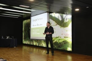 marco gouveia - google regional trainer