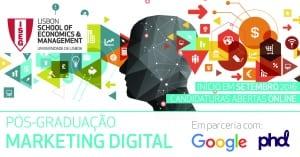 Pós-Graduação em Marketing Digital ISEG