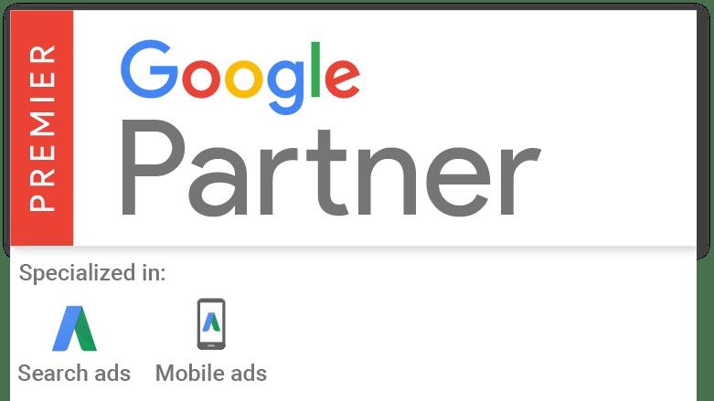 premier google partner RGB search mobile